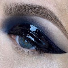 Glide on via @dausell #mua #makeup #beautygram #beautyinspo #makeupart #makeupgoals #smokeyeyes #eyes #closeup #gloss via TUSH MAGAZINE OFFICIAL INSTAGRAM - Celebrity Fashion Haute Couture Advertising Culture Beauty Editorial Photography Magazine Covers Supermodels Runway Models