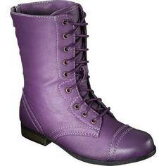 Girl's Cherokee Hermina Fashion Boot - Purple