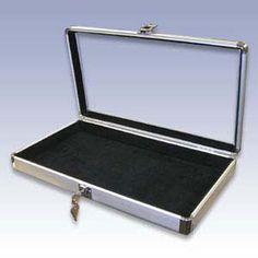 E-73HGO - METAL GLASS TOP CASE