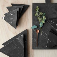 Handcrafted Ceramics and Tableware – The Citizenry Urban Decor, Marble Coasters, Black Coasters, Basket Decoration, Black Marble, Diy Wood Projects, Resin Crafts, Coaster Set, Granite