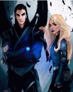 Azriel and Mor