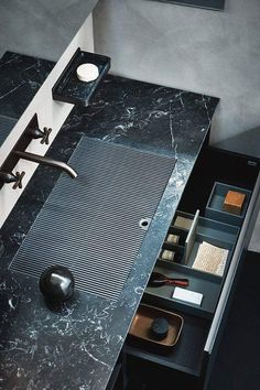 Innovative sink design