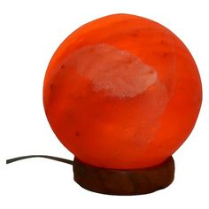 Salt Lamp Target Adorable Himalayan Glow  Natural Salt Lamp Oval Basket Orange  Himalayan Inspiration Design