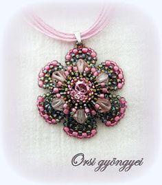 Orsi gyöngyei: Virágocskák