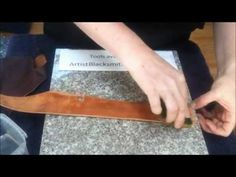 http://youtu.be/QH3HA4SlOxc  Stamped leather bracelet how to