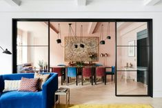 Park Avenue Prewar | MKCA // Michael K Chen Architecture | Archinect Appartement New York, Park Avenue Apartment, Light Hardwood Floors, Formal Living Rooms, Dining Rooms, Architecture, Fixer Upper, Rum, House Design
