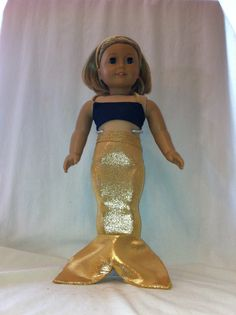 Mermaid costume in any color, $15.