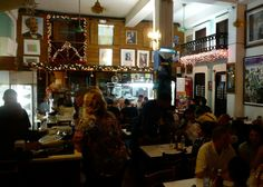 El Jibarito, San Juan, Puerto Rico. You must stop here and eat for a delicious traditional meal.