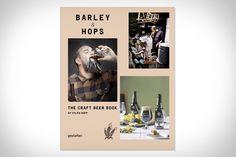 Barley & Hops: The Craft Beer Book by Sylvia Kopp
