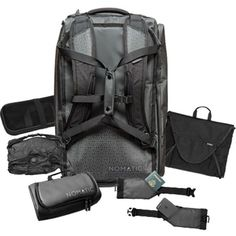 b3b9dccc01 NOMATIC 40L Travel Bag Bundle