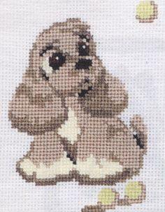 Cocker Spaniel Cross Stitch Kit By Riolis