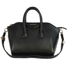 Luxury 2014 Givency Antigona 100% genuine leather bags women handbags designer brand high quality giv boston shoulder bags totes $99.00 Free Shipping