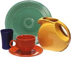 Brighten Your Kitchen with Collectible Fiestaware | Antique Vintage Gallery