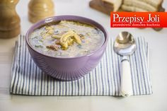 FLAKI WOŁOWO-DROBIOWE - pyszna, klasyczna, domowa zupa. Tradycyjny, wielokrotnie wypróbowany przepis, który jest w mojej rodzinie od pokoleń