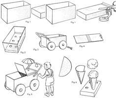Making Ice Cream Carts