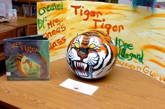 Tiger Tiger Book Pumpkin