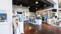 the best shopping at disneyland isn't for souvenirs. the locals hit the wonderground gallery at downtown disney.
