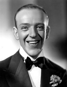 "Fred Astaire ""The higher up you go, the more mistakes you are allowed. Right at the top, if you make enough of them, it's considered to be your style."""