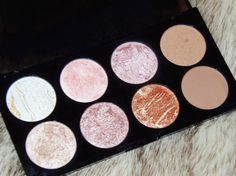 Makeup Revolution Blush and Contour Palette in Golden Sugar