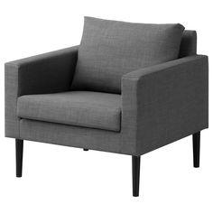 Look what I've found at IKEA - armchair White Bedroom Chair, Grey Chair, Storage Footstool, Bed Storage, Ikea Friheten, Ikea Sortiment, Corner Sofa Bed With Storage, Ikea Armchair, Accent Chairs Under 100