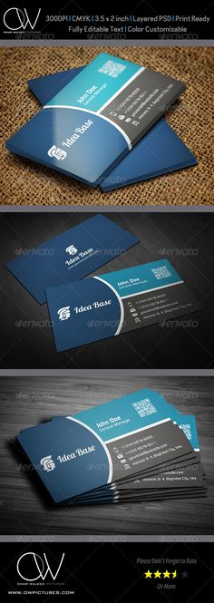 Corporate Business Card Vol.26