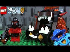 LEGO NEXO KNIGHTS Chaos Catapult 70311 Lego Group, Catapult, Knights, Knight