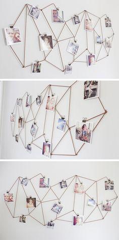 Monte uma figura geométrica
