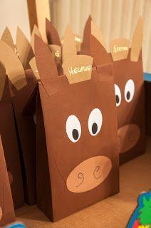 mitgebsel-säckchen pferdegeburtstag