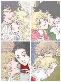 Versailles no bara's couples ( http://www.geocities.jp/makotura/ioyorozu-2004-09-25irohuta.html )