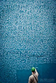 Parole Kosmopolite Art Tour Part3 (Bxl) Pic by Gautier Houba