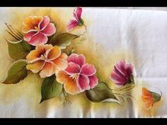 PAP flor Amor Perfeito
