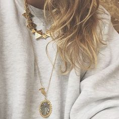Regram from our very own Oonagh @lindenlark from the UK team looking effortlessly beautiful in our #Karnataka necklace. This piece can be worn with anything to add an extra bit of sparkle  We love being a family business and keeping our teams small and personal. Oonagh has known our family forever and is the one of the nicest girls around  #zoeandmorgan #jewellery #love #team