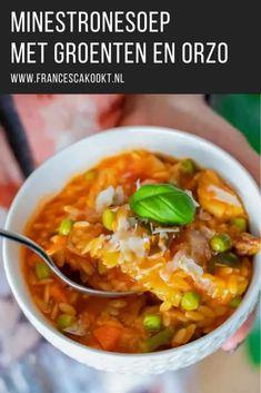 Orzo, Pasta Primavera, Penne Pasta, Scampi, Summer Squash, Bolognese, Soups And Stews, Pesto, Zucchini