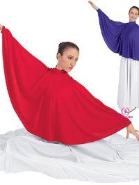 13739 Liturgical Dance Angel Wing Colar. $21.00