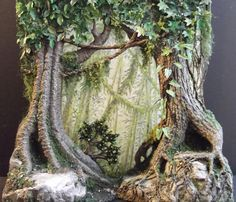 Creating Three-Dimensional Foliage Scenery = The Most Fun You'll Ever Have | Rosco Spectrum
