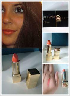 El Blog Le monde des Ninets analiza la nueva barra de labios Lip Couture nº 7 de être bele