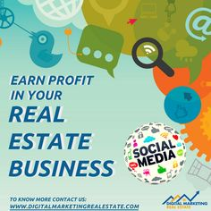 Every business is started to earn profits as it is essential for the survival and growth of business enterprises. Real estate investment is a very attractive avenue for wealth building, as there are few other business opportunities where the potential for income is so high. For more information, visit - www.digitalmarketingrealestate.com  #DigitalMarketingRealEstate #realestate #realestatemiami #southflorida #miami #realtorsmiami #realtorssouthflorida #Browardcounty #FortLaurendale