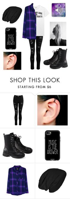 """""""Random #22"""" by poizell ❤ liked on Polyvore featuring Casetify and Rails"""