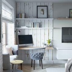 casa o apartamento 05 - despacho workspace