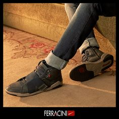 Estilo diferenciado.    ref. 7639    #ferracini24h #fashion #cool #modamasculina #shoes