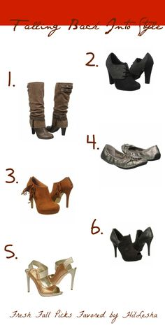 Falling Back Into Style Falling Back Into Style with Famous Footwear & a $50 Gift Card Giveaway