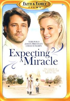 Expecting a Miracle – Hoping to rekindle the fading flame of their marriage, Pete and Donna set off on a romantic getaway at his boss's Mexican condo. But when car trouble strands them in a dusty, out-of-the-way village, they meet some extraordinary people preparing for a festival. Can a small-town priest and a little boy save their marriage—and their faith?