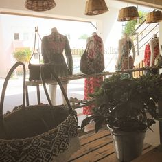 Sunny days in Agia marina are just lovely ❤️🍀🙌🌸🌴🌞🌞🌞 Beach Stores, Marina Beach, Sunny Days, Sunnies, Beachwear, Windows, Fresh, Interior, Instagram Posts