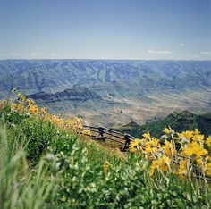 Hell's Canyon, Oregon.