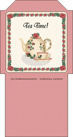 . Homemade Christmas Gifts, Homemade Gifts, Diy Gifts, Christmas Crafts, Tea Party Table, Diy And Crafts, Paper Crafts, Picasa Web Albums, Teapots And Cups