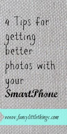4 Tips for Getting Better #Photos with Your Smartphone