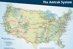 When and Where You Should Travel By Train Domestically