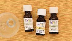 Solar Plexus Chakra Empowering Perfume Oil Recipe