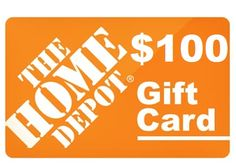Home Depot Gift Card / Merchandise Credit with $179.72 Balance ...