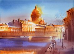 Constantin Kuzema (b. 1962) Russia